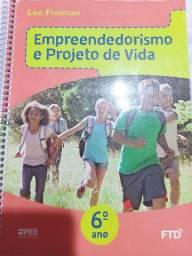 Cj -Empreendedorismo E Projeto De Vida - 6º Ano