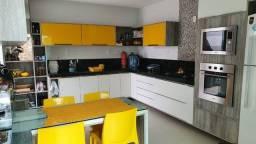 Excelente casa no início do Sim, no Cond. Vila das Palmeiras , com 3/4 sendo 2 suítes