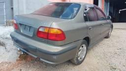 Sucata Retirada De Peças Honda Civic Lx 1.6 1998 1999 2000