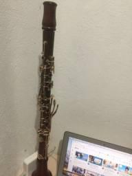 Vendo clarinete devon e burgani OS