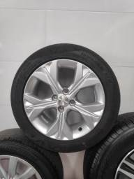Roda aro 16 original do Onix com pneus novos