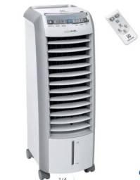 Multiclimatizador Clean AIR. Com controle usado 2x novo na caixa
