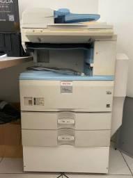 Impressora multifuncional ricoh mp 2550 usada