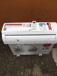 Ar Condicionado INVERTER várias marcas e capacidades. Instalação incluída + Garantia 1 Ano