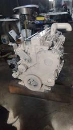 Motor cummins serie C 6 CC