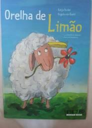 Livro Orelha de Limão