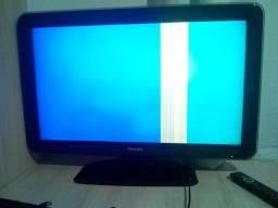 """TV Philip32"""" com conversor digital"""