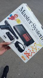 Vídeo game Master system