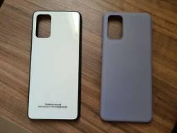 Capa Capinha Case Premium Galaxy S20 Plus