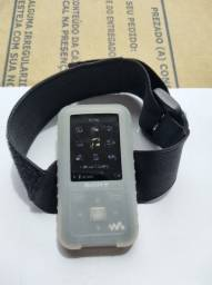 Sony walkman NWZ-S615F black