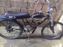 MURIAÉ SÓ PEGA E ANDAR  Bicicleta motorizada 100 cc (