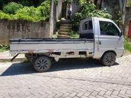Caminhonete carroceria aberta - Hafei Ruiyi Pickup 2011