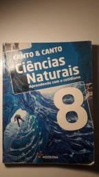 Livro didático 8º ano: Ciências Naturais 8