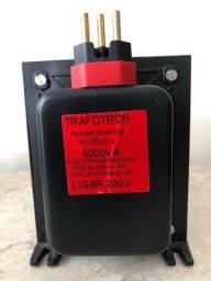 Transformador Trafotron 5000 VA (3500 whats)