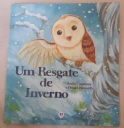 Livro Um resgate de inverno