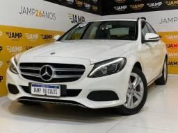 Título do anúncio: Mercedes-Benz C 180 1.6 Turbo Flex Automática 2016