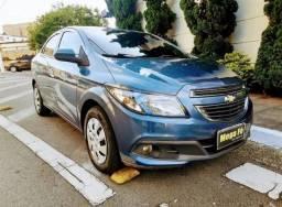Chevrolet Prisma 1.4 2015 azul