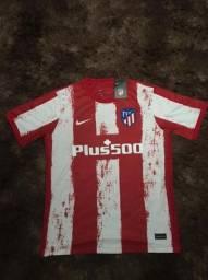 Camisa Atlético de Madrid 2021-22 Nike