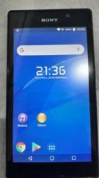 Celular Sony Xperia antigo