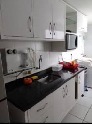 Apartamento todo mobiliado no Reserva Lagoa (Renascença/121 mts)
