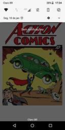 Vendo revistas impressas DC e Marvel cópias de revistas antigas