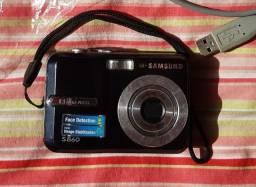 Câmera Digital Samsung S860 (não Funciona)