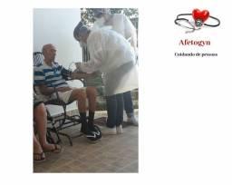 Cuidador e acompanhante de adultos e idosos