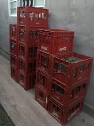 13 engradados Coca / 200 e 290ml