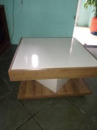 Mesa de Centro com Rodinha