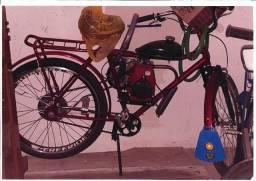 Vendo bicicleta motorizada (Gasolina)