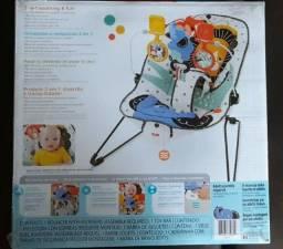 Cadeira de descanso vibratoria fisher-price