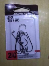 Pesca anzol jig head