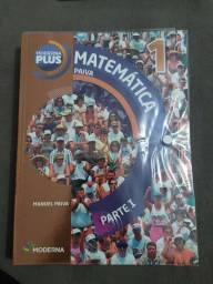 Livros de matemática 1° Ano do Ensino médio