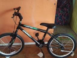 Bicicleta nova com nota fiscal (R$ 400)