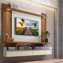 Título do anúncio: Painel com led e espelho 1,80