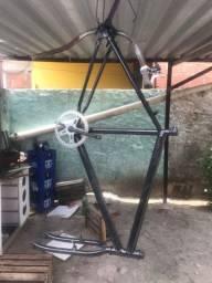 Quadro de Bike