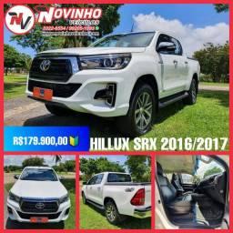 Toyota/Hilux Srx 2.8 Aut. 2016/2017