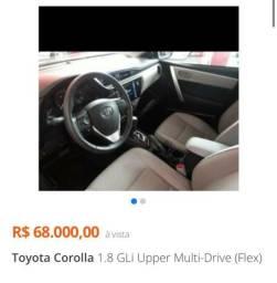 Corolla 2017/18 GLi