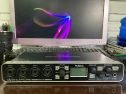 interface (placa de audio)Roland Octa-Capture