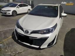Título do anúncio: Yaris Xls 2019 c/21.000Km Falar c/Rose - Raion Mitsubishi