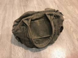 Bolsa de mão em jeans