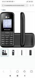 Celular LG B 220 novo com garantia(( Entrego)) 139,90