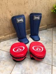 Caneleira Rudel/ Manopla Best Defense