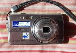 Câmera Digital Olympus Stylus 760 (não Funciona)