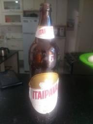 Garrafa litrao de cerveja