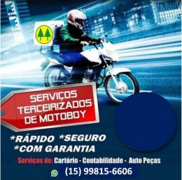 Cooperativa de Motoboys Sorocaba
