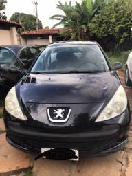 Peugeot  207 passion/xrs ano 2010  R$ 17.000,00