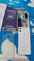 Moto one 64 gb novo, lançamento!!