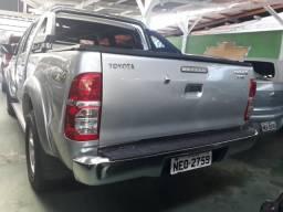 TOYOTA HILUX 2014/2014 2.7 SRV 4X4 CD 16V FLEX 4P AUTOMÁTICO - 2014