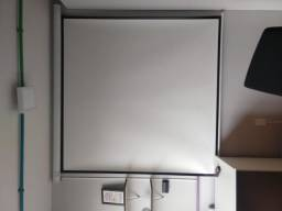 Tela de projeção automática